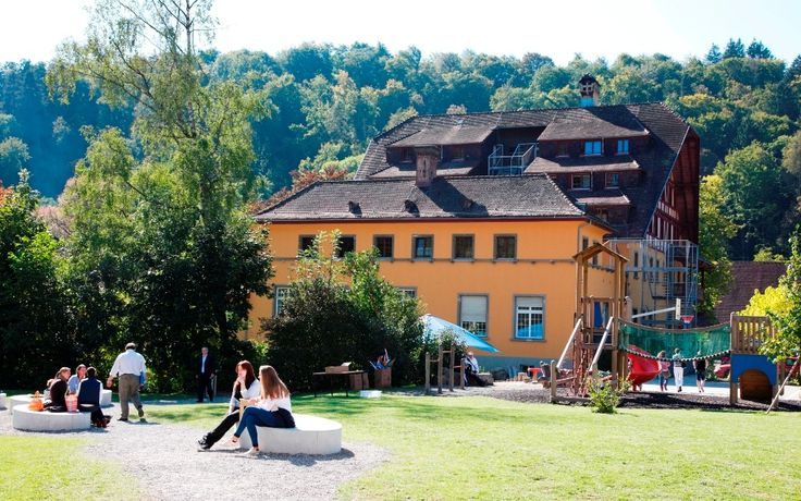 International school in Switzerland