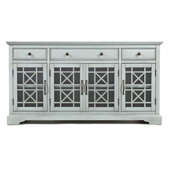 Awesome Jofran Craftsman 60 In. Media Console