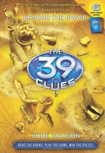 Bestseller Books Online The 39 Clues Book 4: Beyond the Grave Jude Watson $10.14  - http://www.ebooknetworking.net/books_detail-0545060443.html