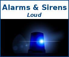 Alarms & Sirens