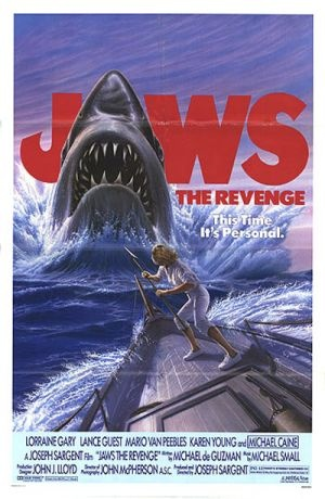 Jaws 4 The Revenge ...ignore that theyre in tropical water :)