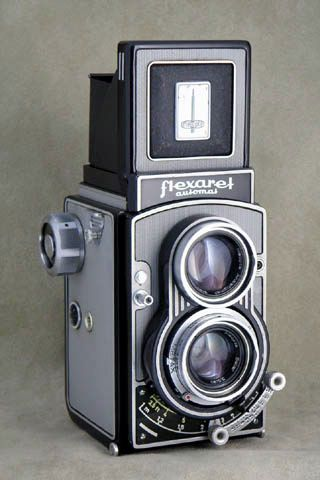 Flexaret VI,1961. Mine now.