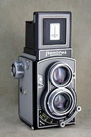 Flexaret VI,1961. Mine now.