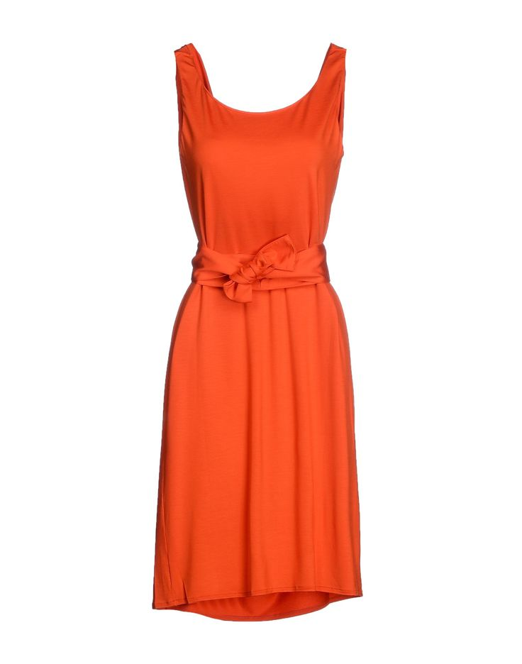 Christies Beach Dress in Orange
