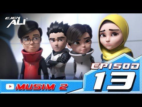 Ejen Ali Episod 13 - Misi: Legasi - YouTube | Boboiboy galaxy. Episodes. Movies