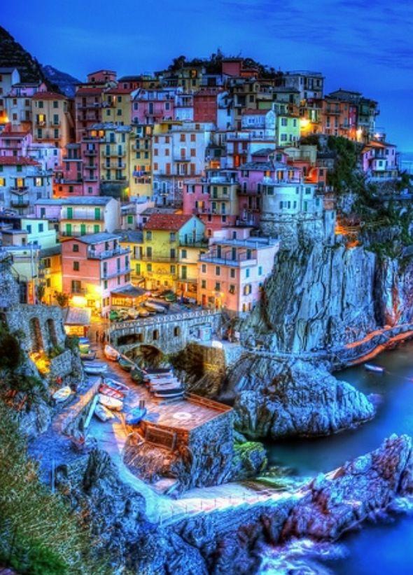 Clinque Terre - Rio Maggiore Italy