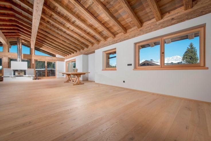 Holzboden und Alpenblick - Luxusimmobilie in Kitzbühel zu verkaufen