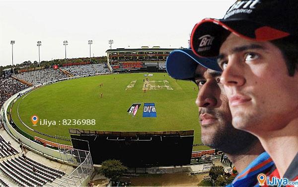 Cheer for INDIA @ Mohali    Punjab Cricket Association Stadium, Mohali, Punjab @ http://ijiya.com/8236988