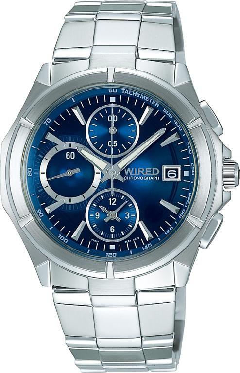 SEIKO ワイアード WIRED NEW STANDARD 腕時計 クロノグラフモデル AGAV005 メンズ | 商品から探す | ALEXCIOUS