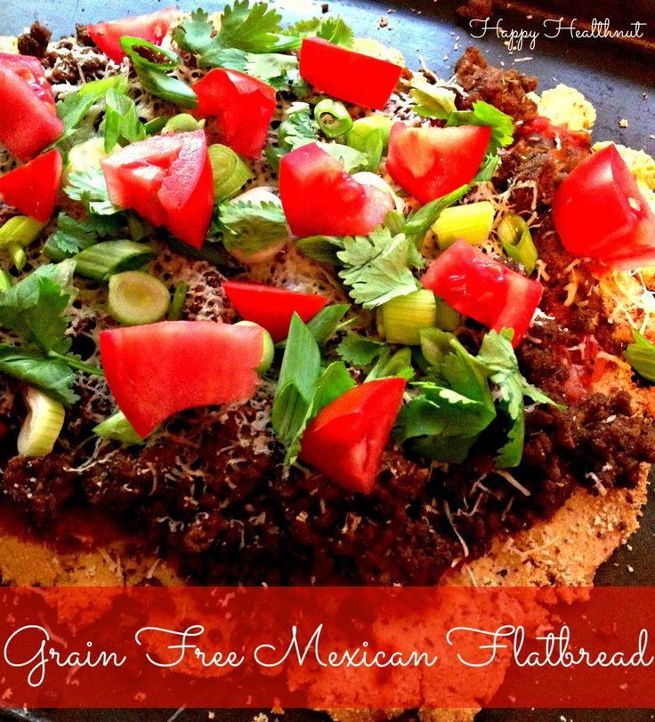 grain free mexican flatbread pizza perfect for cinco de mayo