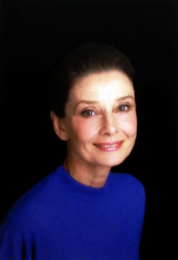Audrey Hepburn, c. 1992. Beautiful at any age! www.marykay.com/jcolvin1  So sad that only a year later, she passed away. She seemed so well.