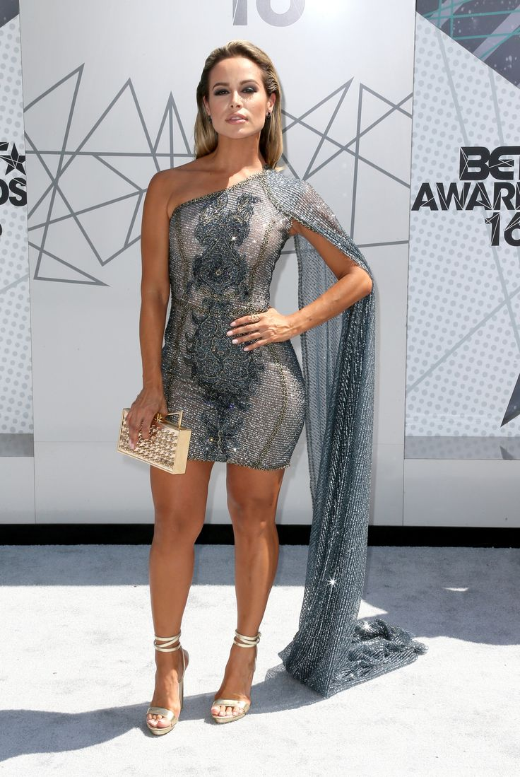Zulay Henao (Photo by David Livingston/Getty Images) via @AOL_Lifestyle Read more: http://m.aol.com/article/2016/06/26/2016-bet-award-red-carpet-arrivals-sizzle-with-scandalous-styles/21419386/?a_dgi=aolshare_pinterest#fullscreen