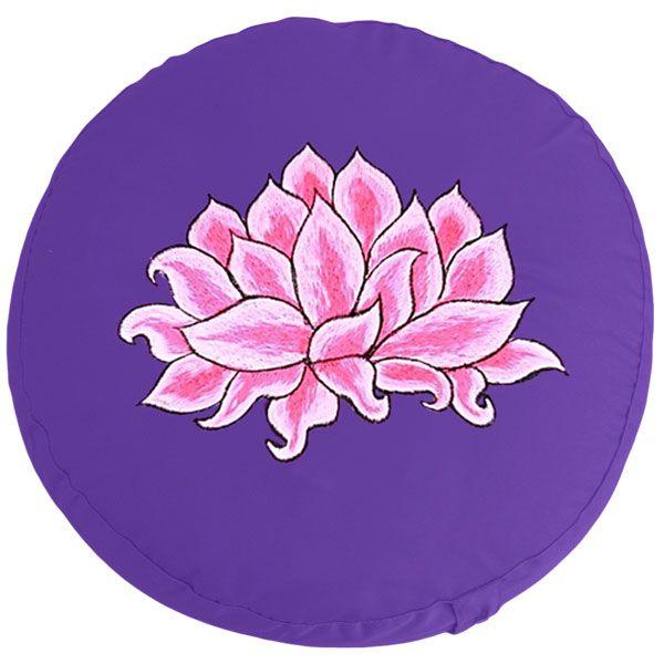 Yogakissen YogiStick® Pink Lotus violett günstig kaufen