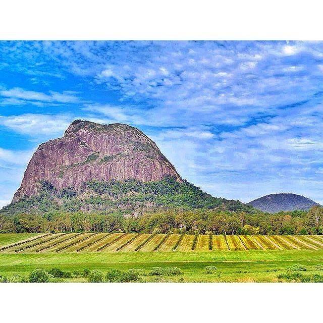 Glasshouse Mountains QLD