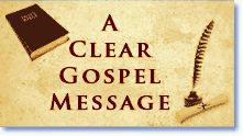 A Clear Gospel Message - Zac Poonen