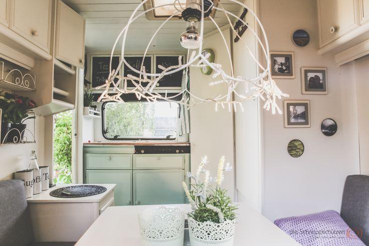19 best wohnwagen dekorieren images on pinterest. Black Bedroom Furniture Sets. Home Design Ideas
