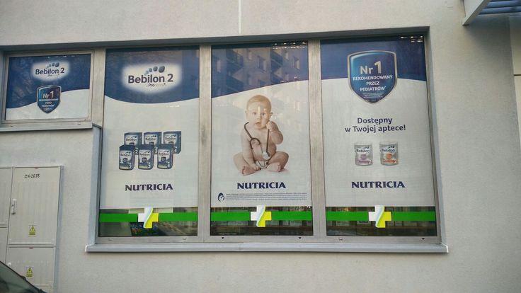 Wklejanie folii i witryn sklepowych Reklama slupca konin września #reklamakonin #Reklamaslupca #reklamakonin www.b-6.pl