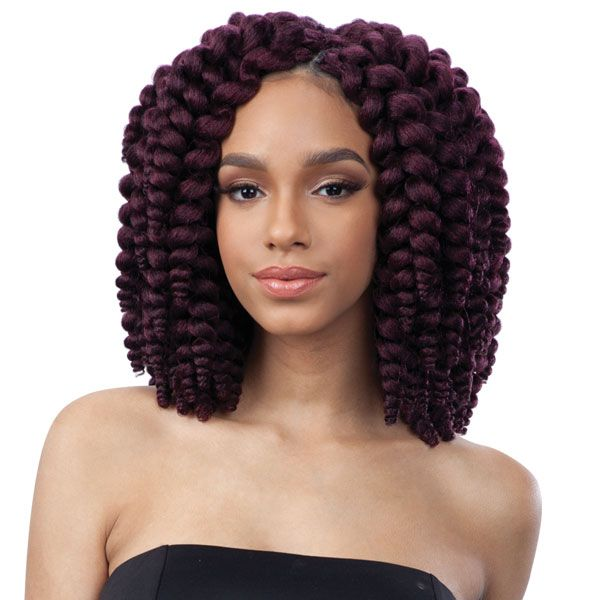 FREETRESS SYNTHETIC BRAID FLUFFY WAND CURL