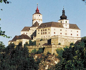 Forchenstein Castle ~ South of Eisenstadt, Austria