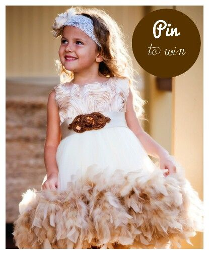 Awesome dress for any little girl