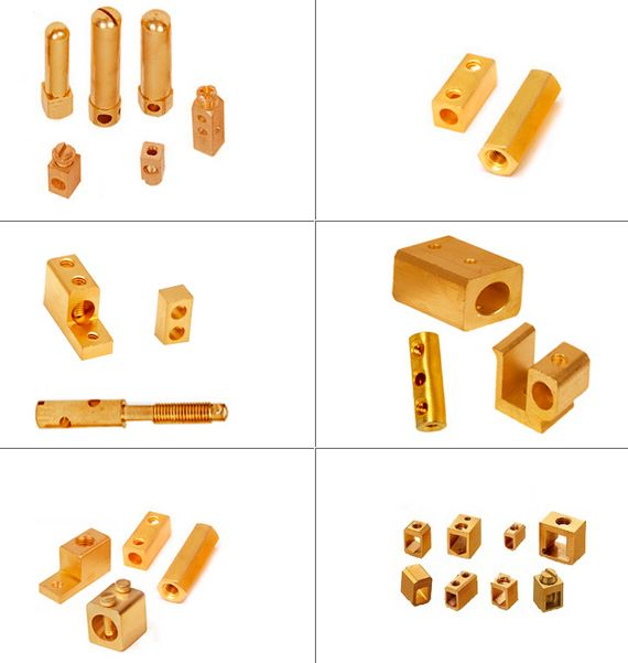 Electrical Brass Components #ElectricalBrassComponents #ElectricalComponents