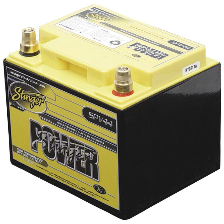 Stinger Power Series Lead-acid Battery (660 Amps) – USMART NY