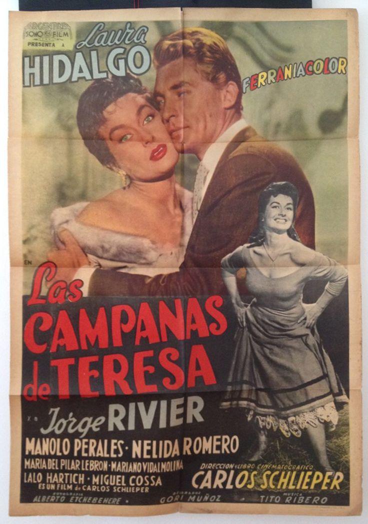 1957 - LAS CAMPANAS DE TERESA - Carlos Schlieper