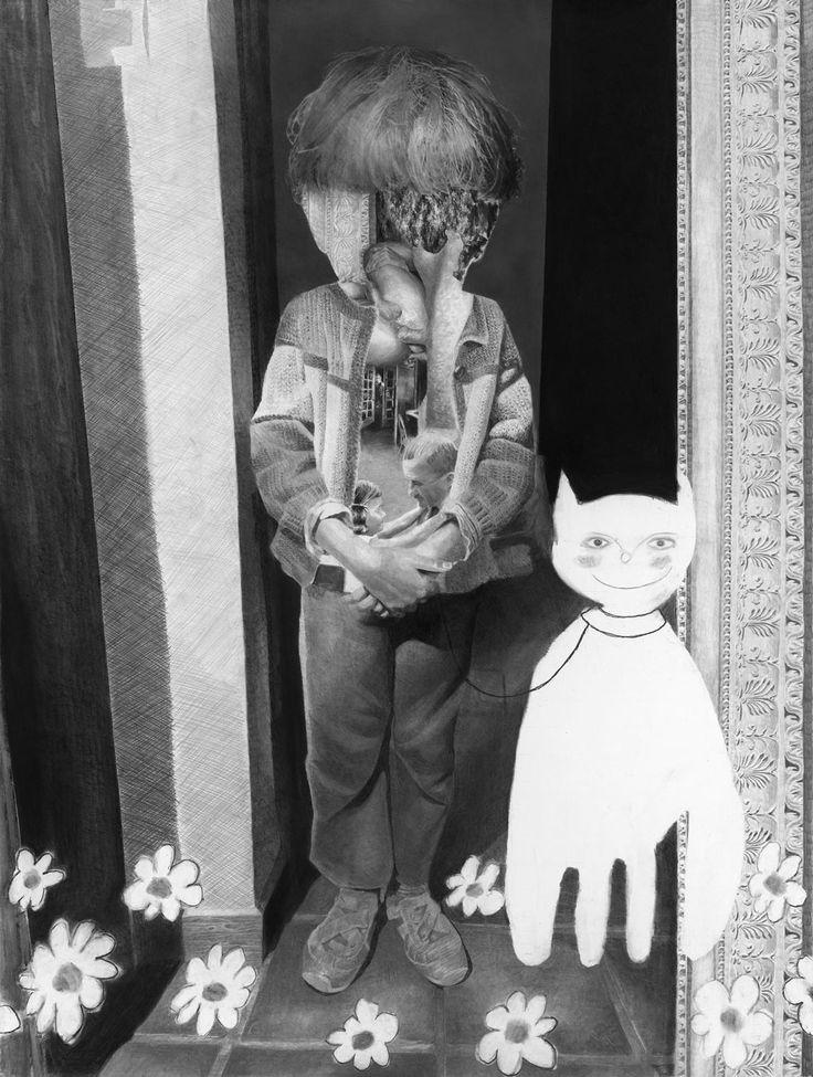 Jérôme Zonder - Pierre-François et le chat qui rit
