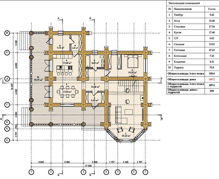 Проект и стоимость изготвления рубленного дома из кедра. Рубка в седловидный ( канадский) замок из кедра большого диаметра. Второй этаж выполнен по технологии бревенчатого каркаса post and beam. Дом в канадском стиле.