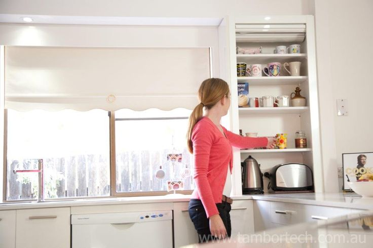 Tambortech Door Appliance Cupboard - kitchen design ideas and organisation solutions.