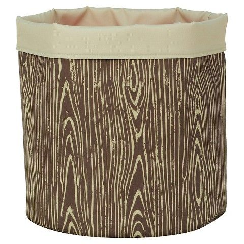 "Reversible Canvas Bin Round Woodgrain - Pillowfort™. $7.99 Target. Laundry basket? 14""x14""x14"""