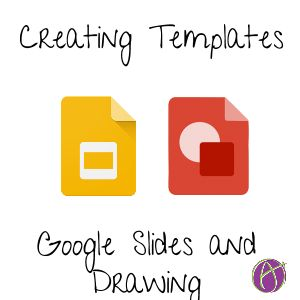 The drawing features in Google Draw and Slides allow you to create templates for your students to manipulate. Create math manipulatives, annotate maps, Venn diagrams, model their understanding of c...