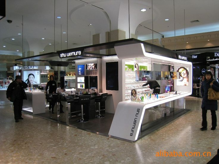 Exhibition Stand Interiors : Best make up display images on pinterest retail store