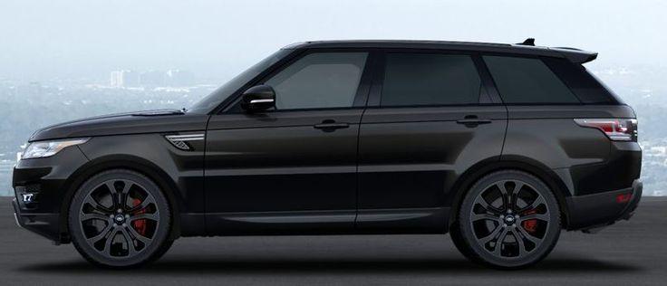 range rover sport 2014 black | ... Turbo | Car Blog: How I Would Build My Range…