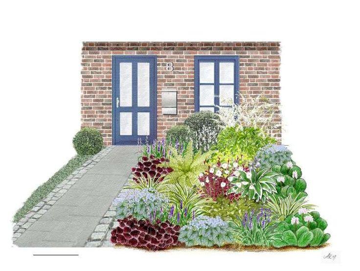 5668 besten Garten Bilder auf Pinterest Garten, Pflanzen und Pflege - hanglage pflegeleicht machen