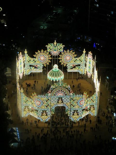 Kobe Luminarie light festival (Motomachi - Sannomiya) in December every year since 1995, Japan | 神戸ルミナリエ