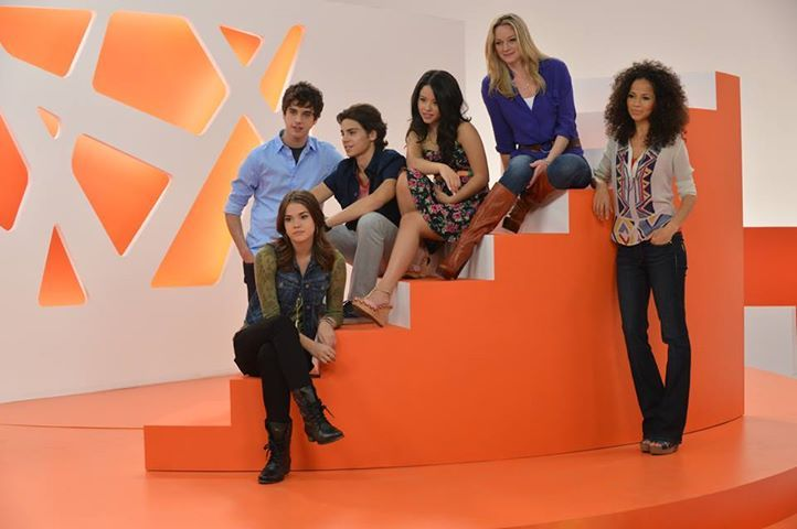 burning series the fosters