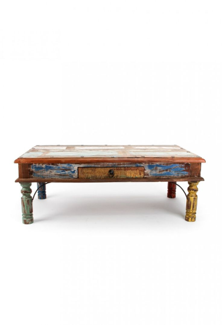 Recycled Thakat Coffee Table