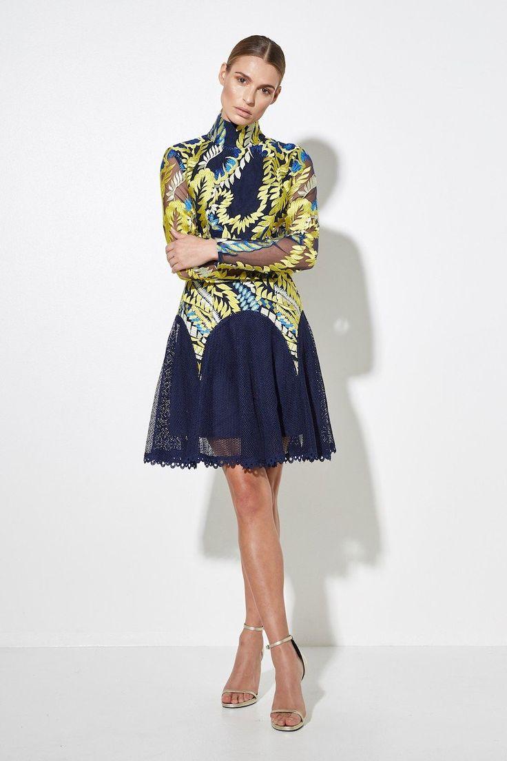 Mossman - The Hummingbird Mini Dress