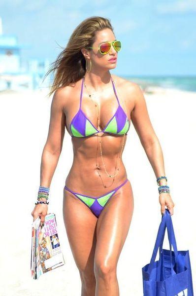 Bikini ready fitness tips
