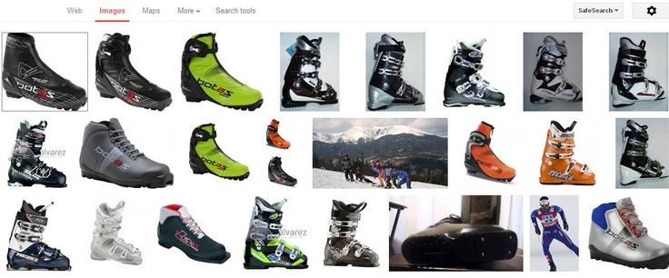 Botas Ski boots