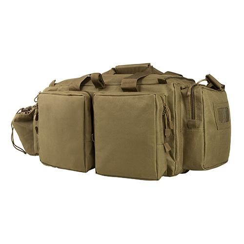 Vism Expert Range Bag/Tan
