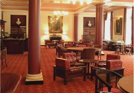 Athenaeum News room, Liverpool