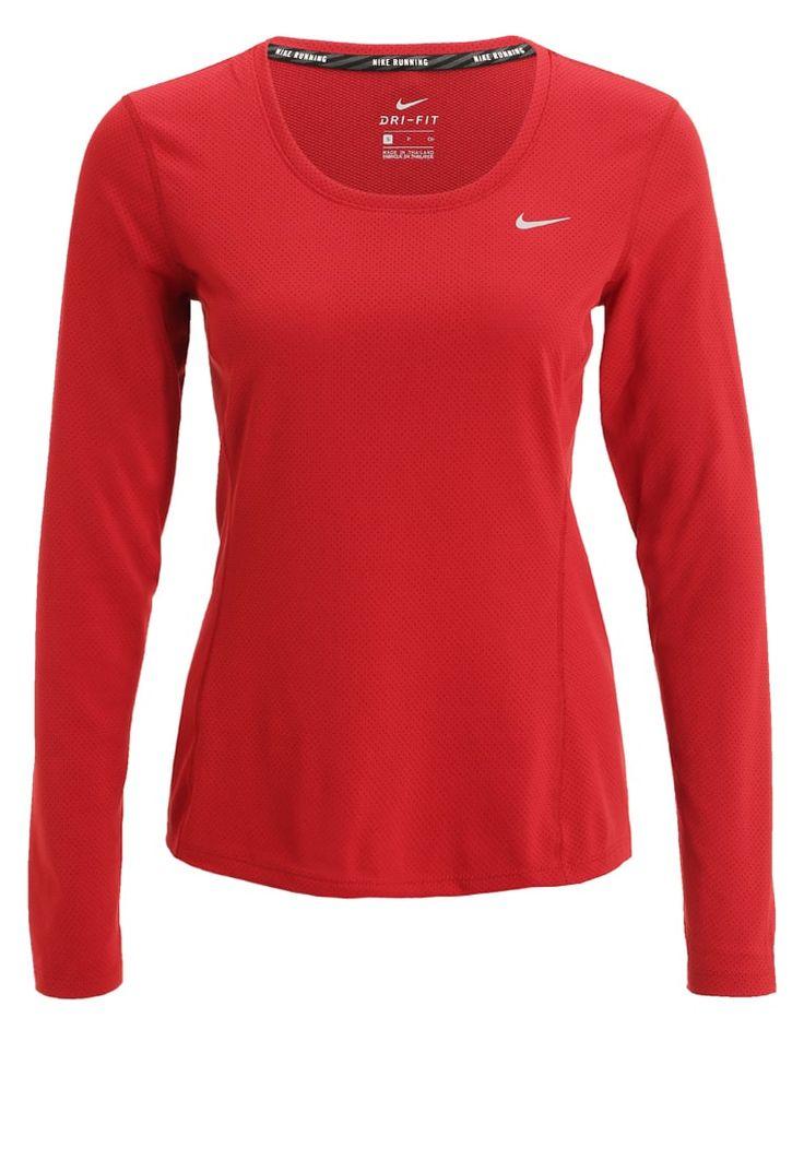 Tilaa ilman lähetyskuluja Nike Performance Tekninen urheilupaita - gym red : 27,47 € (26.11.2016) Zalando.fi-verkkokaupasta.