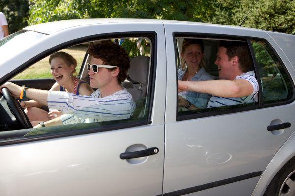 Compartir coche sin carnet de taxi ¿es legal?