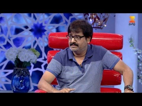 Weekend with Stars - Celebrity Talk Show - Episode 7 - Zee Tamil TV