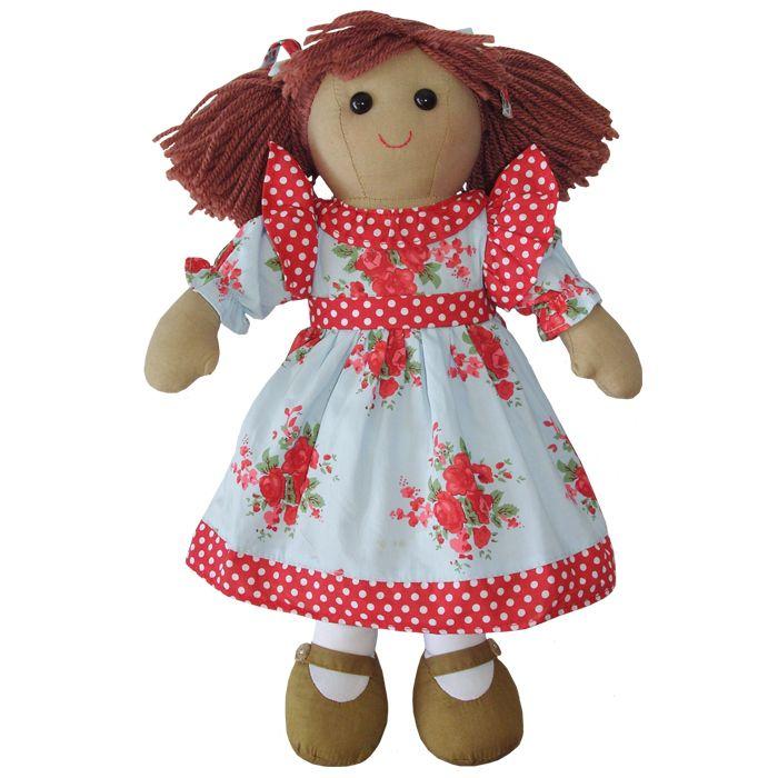 Personalised Rag Doll Kitty