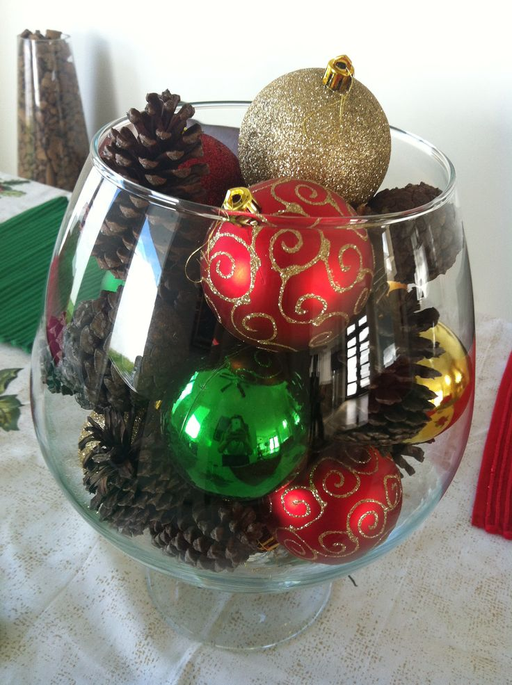 Pine christmas idea