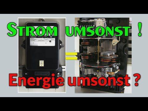 Stromzähler manipulieren ??? Mit einem Magneten??? :-/ - YouTube
