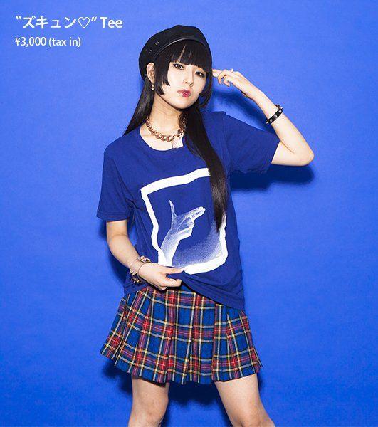"""DAOKO_staffさんのツイート: """"NEW グッズ 9日大阪公演は既にSOLD OUTしております! ③「ズキュン♡…"""